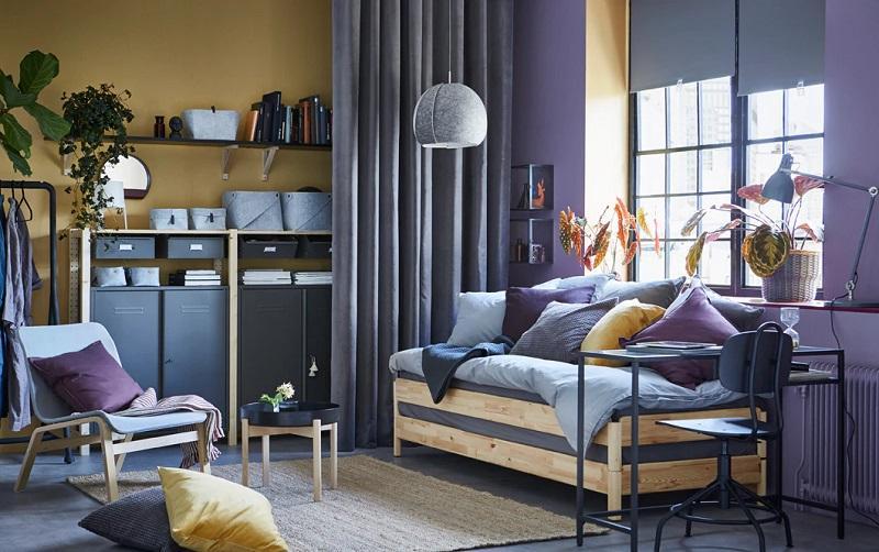 Concept nội thất tham khảo của IKEA